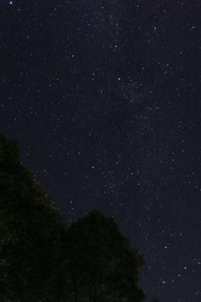 台風一過の星空が美しすぎるワケ