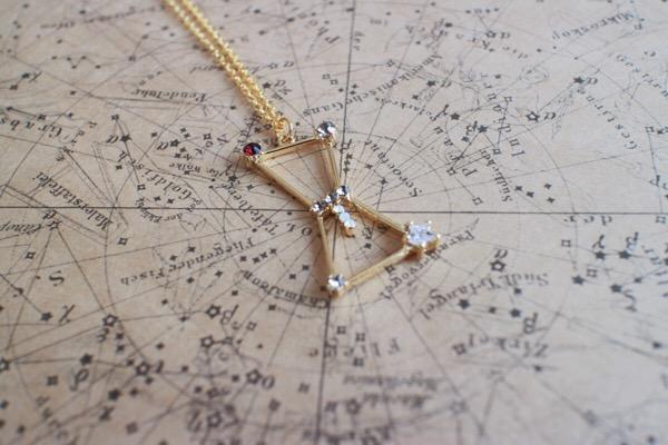 【オリオン座】東洋も西洋も強さの象徴だった星 #宙ジュエリー