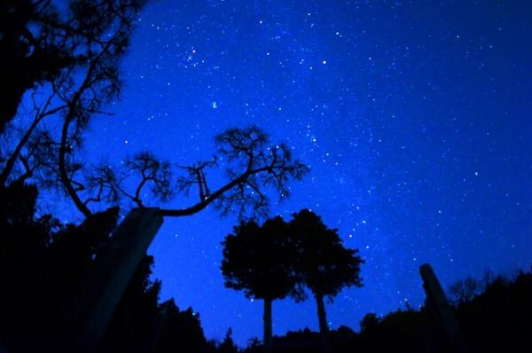 みんなで星を見る時に出来るたった1つの優しい気づかい