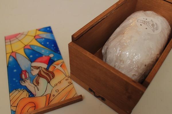 宙ガール御用達のパン屋さん【星パン屋】でクリスマス菓子を購入した