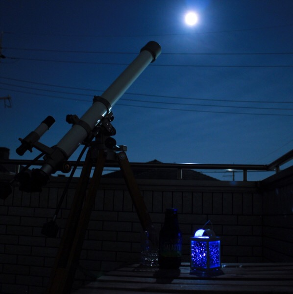 自宅で星を見ると気づくたった1つのめっちゃ大事なこと