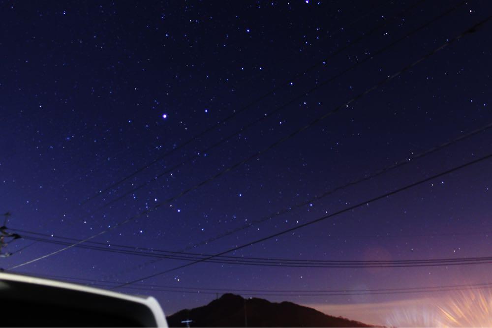 【2015年末 撮り納め】満天の星空in岡山
