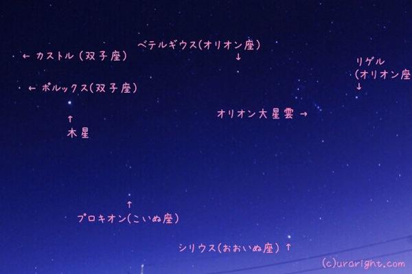 【双眼鏡で宙を遊ぼう】LEVEL4 星の色を感じよう