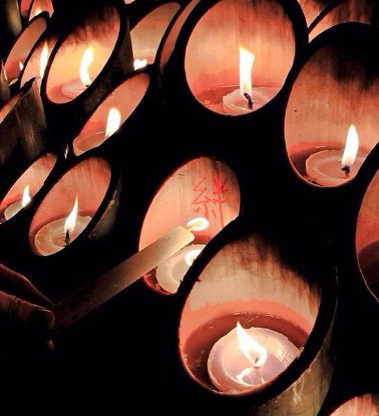 【阪神淡路大震災から19年】 神戸の片隅から祈りをこめて