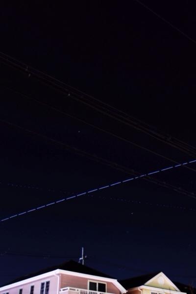 国際宇宙ステーションを自宅から撮った時の3つの機材と5つの設定