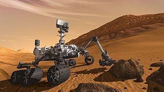 南の空のRed planet!火星は実に興味深い!