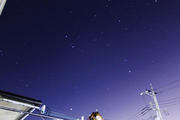 【週末は流れ星を見よう】ふたご座流星群の見ごろについて