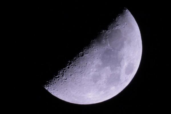 【月面にXの文字が浮かびあがる】不思議な現象 月面X写真レポ!