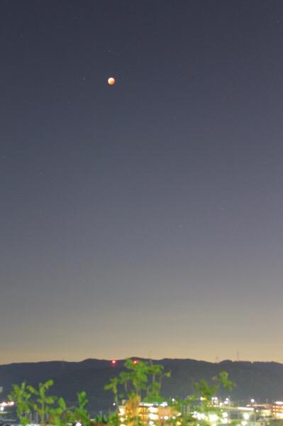 【2015年4月4日 皆既月食をみよう】その4:月食を撮ろう