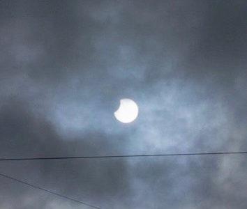 【部分日食】見るまでのプロセスを大切にできれば