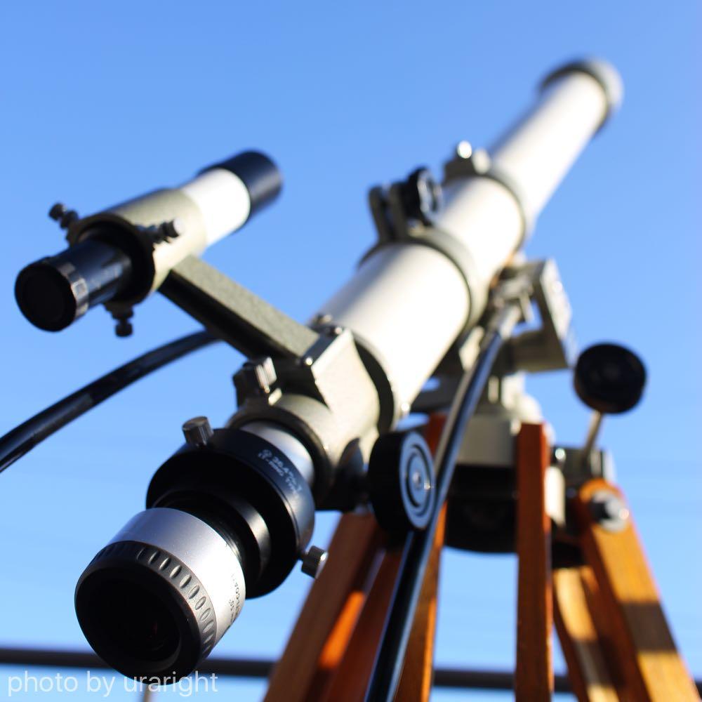天体望遠鏡の魅力について3つ考えてみた。