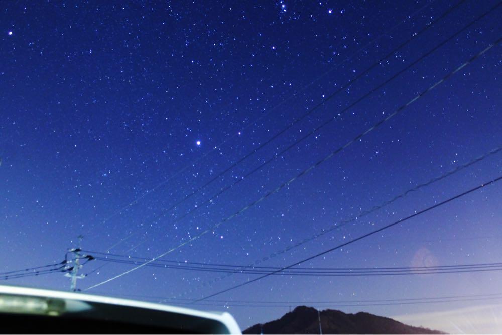 星がきらめくと、写真がボヤける理由【シーイングと透明度】