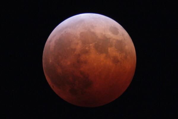 【2015年4月4日 皆既月食をみよう】その3:観望会で月食を見よう